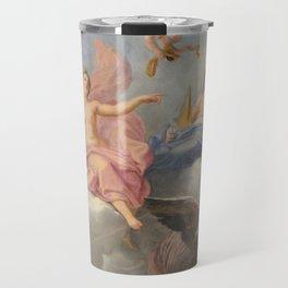 Classical Figures Travel Mug