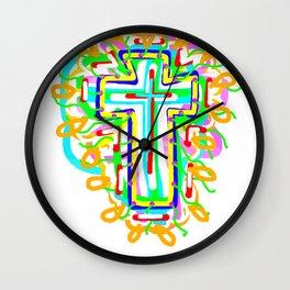 Easy to crucify, easy to resurrect. Wall Clock