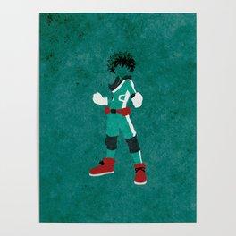 Deku Poster