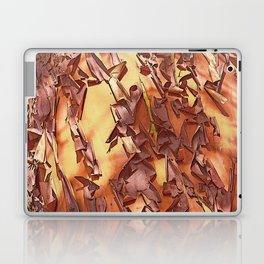 A STUDY OF MADRONA BARK Laptop & iPad Skin