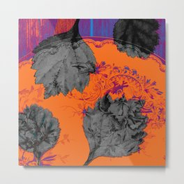 A colorful symphony for Anna Metal Print