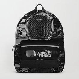 BUGATTI-VEYRON-CHROME Backpack