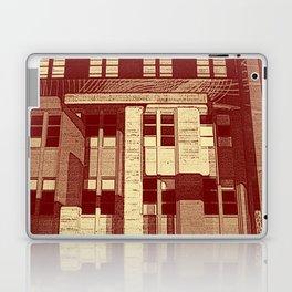 City Life Reflection Laptop & iPad Skin