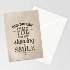 One Dollar Fine Stationery Cards