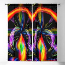 Abstrakt - Perfektion 51 Blackout Curtain