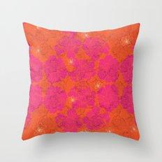 Spring in Japan Throw Pillow