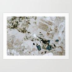 Dolerite 04 - Flow Art Print