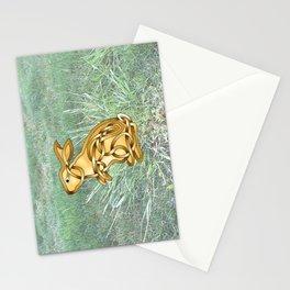 Rabbit Knot Stationery Cards