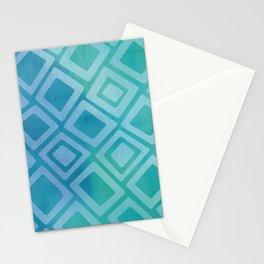 Motivo Cuadrado Stationery Cards
