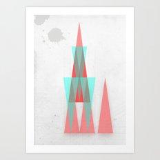 tiefental1 Art Print
