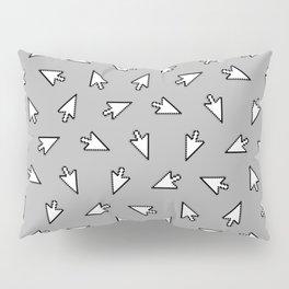 Click Me Pillow Sham