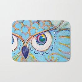 Owl - Colour Me Happy Bath Mat