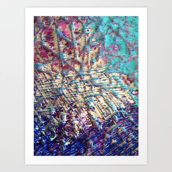 Daughter - Detail I Art Print