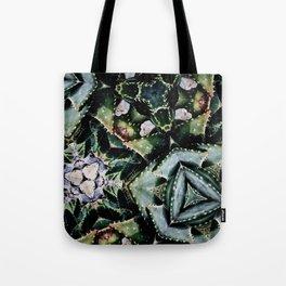 Succulents On Show No 2 Tote Bag