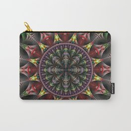 Super Star, fractal abstract Carry-All Pouch