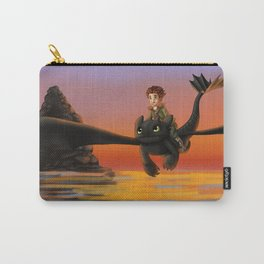 defying gravity Carry-All Pouch