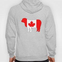 """Sheep """"Canada"""" Hoody"""