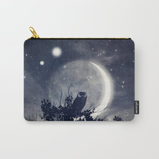 A Night With Venus and Jupiter Carry-All Pouch