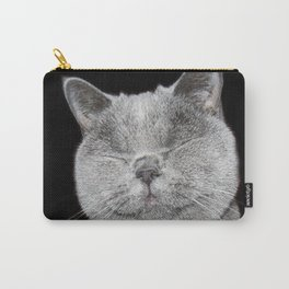 Cat Paparazzi Carry-All Pouch