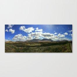The Highlands Canvas Print