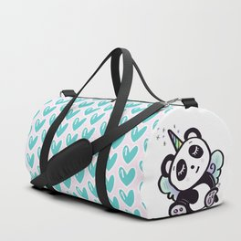 Unicorn Pandy Duffle Bag