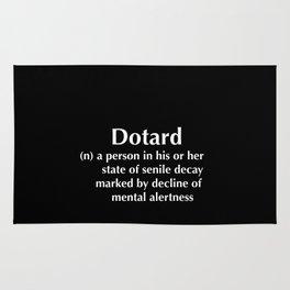Dotard Rug