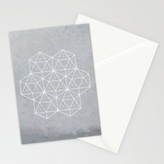 Sacred Geometry - Stars Stationery Cards