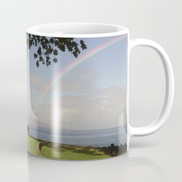 Rest Under The Rainbow Coffee Mug