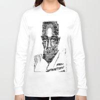 kendrick lamar Long Sleeve T-shirts featuring King Kendrick  by Tyvenchy