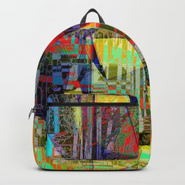 take a breath again Backpack
