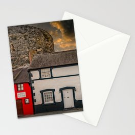Smallest House In Great Britain Stationery Cards