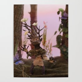 Brambling | Fey Fantasy Fine Art Poster