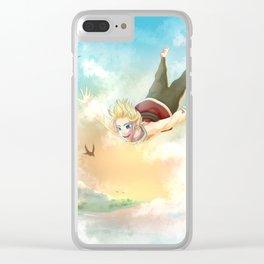Skyward Sword Clear iPhone Case