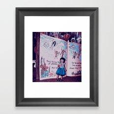 Fairy World Framed Art Print
