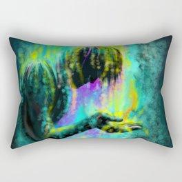 The oil from heaven Rectangular Pillow