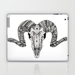 ARIES SKULL Laptop & iPad Skin