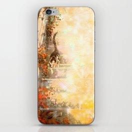 Cat's Stroll iPhone Skin