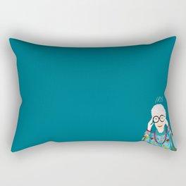 iris apfel vol.1 Rectangular Pillow