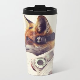 Star Team - Fox Metal Travel Mug