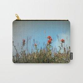 paintbrush wildflowers, Johnston's Ridge, near Mount Saint Helens Carry-All Pouch