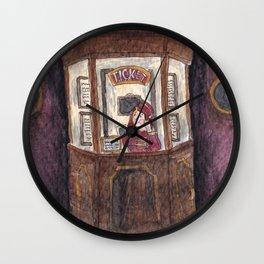 Ticketing Wall Clock