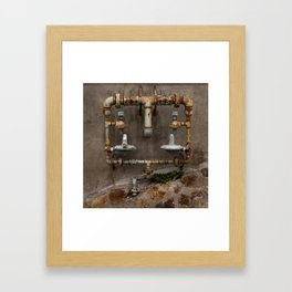 Natural Gas, Ottawa Framed Art Print