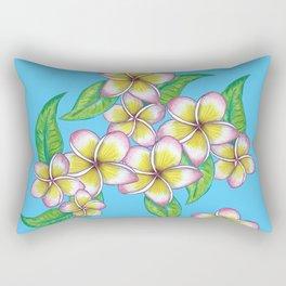 Frangipani Rectangular Pillow