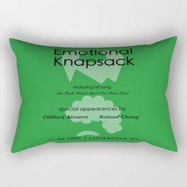 Emotional Knapsack - Friends Rectangular Pillow
