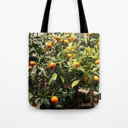 Italian Oranges Tote Bag
