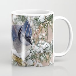 Snow Jay Coffee Mug