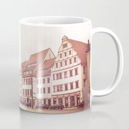 Freiberg, Germany Town Square Coffee Mug
