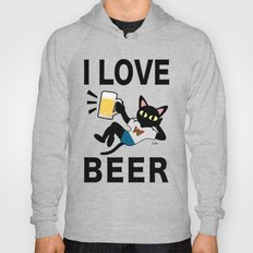 I love beer Hoody