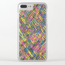Cross Switch Clear iPhone Case