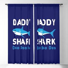 Daddy Shark Blackout Curtain